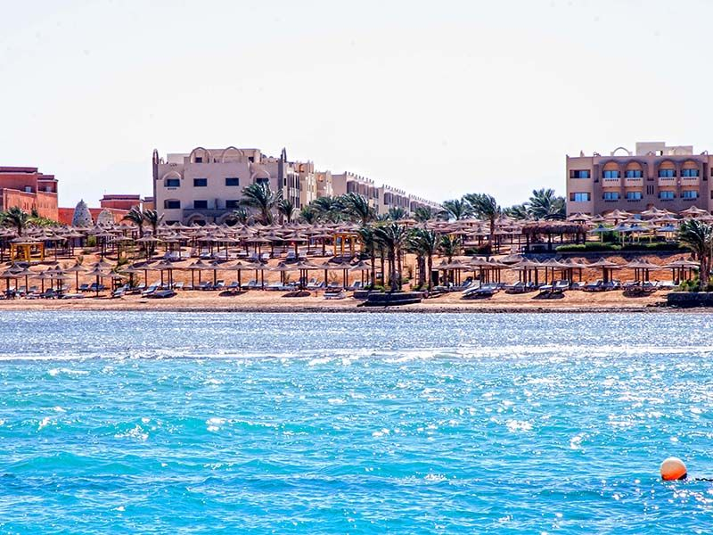 Акционный тур: Египет / Хургада / Nubia Aqua Beach Resort, 5* / DBL / 7 ночей / пит.Al