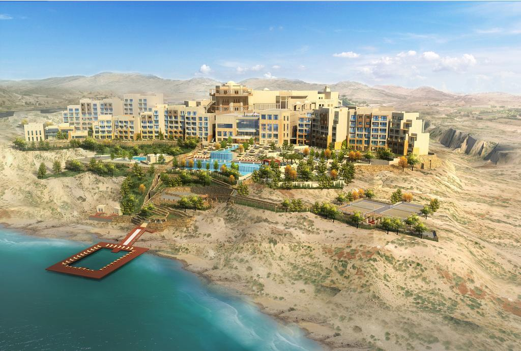 Иордания /  Мертвое море / Hilton Dead Sea Resort & Spa, 5* / DBL  / пит. НВ / 7 ночей